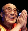 His Holiness the Fourteenth Dalai Lama is the incarnation of Chenrezig, the Bodhisattva of Compassion. Om Mani Padme Hum