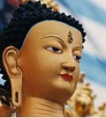 Shakyamuni Buddha or The Awakened One of the Shakya Clan